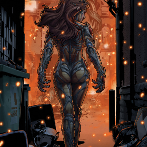 Episode 88 - Tim Seeley Wraps Up Witchblade
