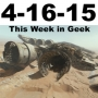 Artwork for This Week in Geek 4-16-15 Live at the Blue Box