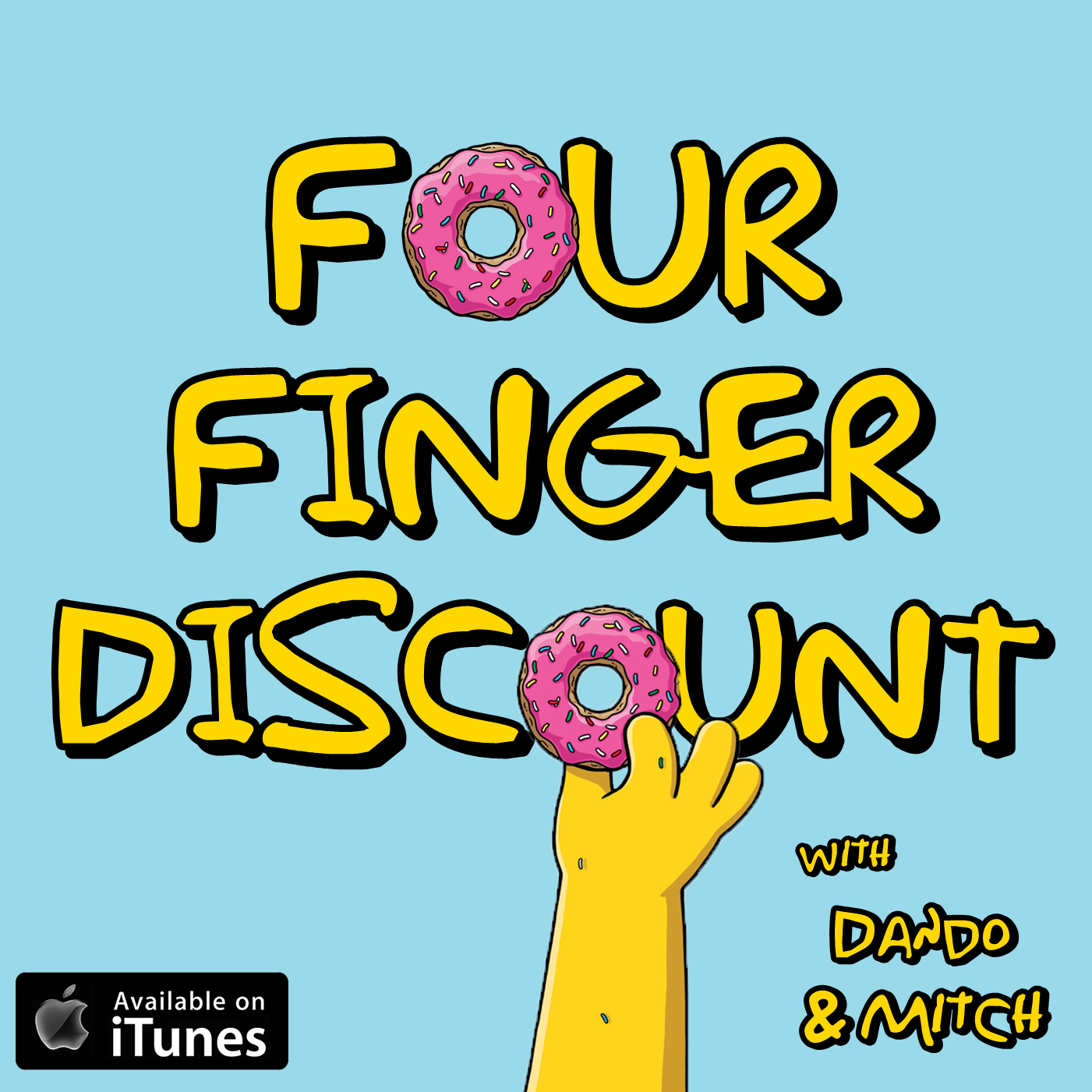 Four Finger Discount - Mitch and Dando