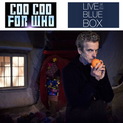 2014 Doctor Who Christmas Special - Last Christmas - Live at the Blue Box