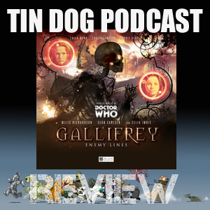 TDP 584: Gallifrey 8 - Enemy Lines