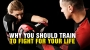Artwork for WOMEN: Why you should TRAIN to FIGHT for your LIFE