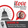 Artwork for The Amazing People of Madison, Wisconsin with Maurice Cheeks, Episode #6