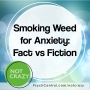 Artwork for Smoking Weed for Anxiety: Fact vs Fiction