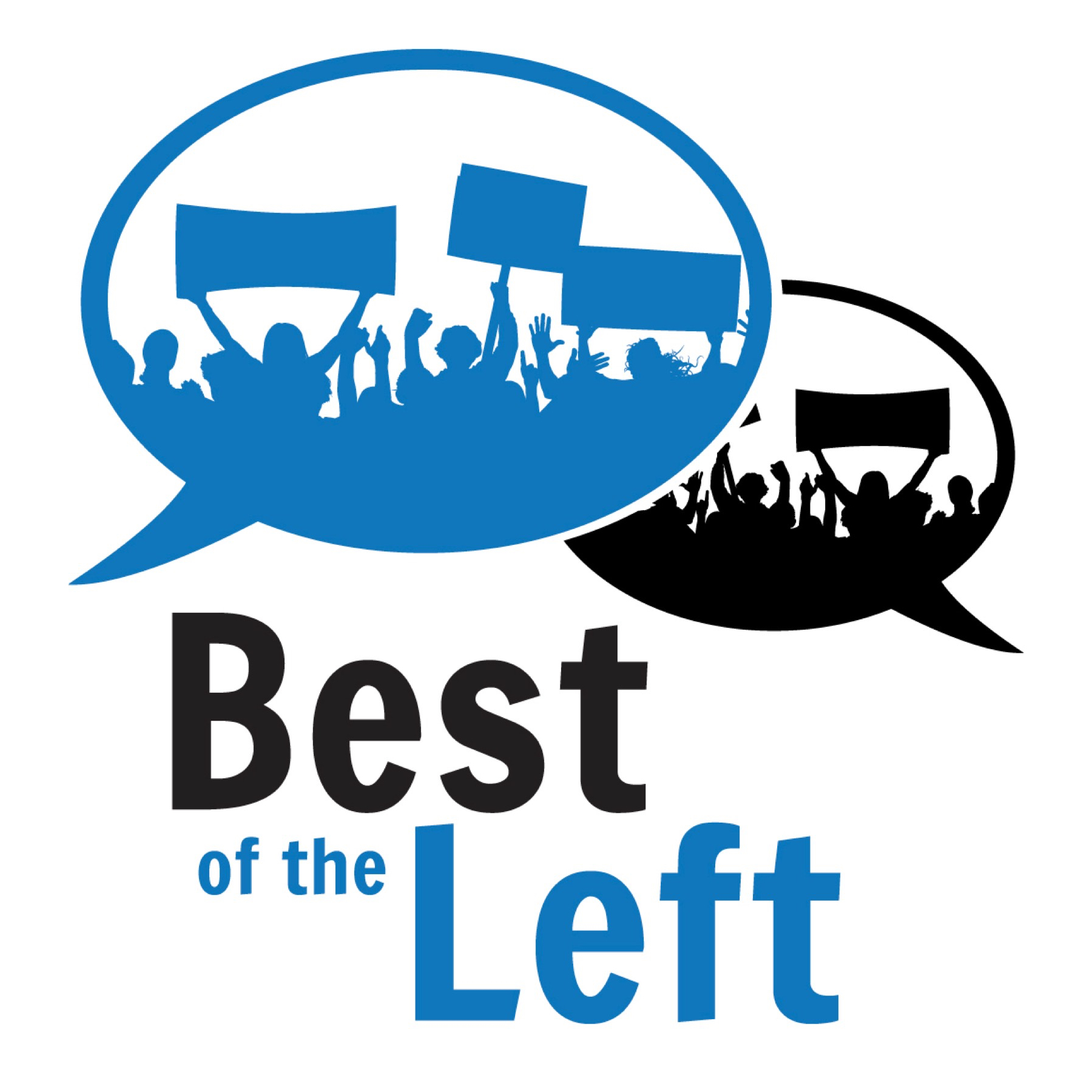 Best of the Left - Progressive Politics and Culture, Curated by Humans show art