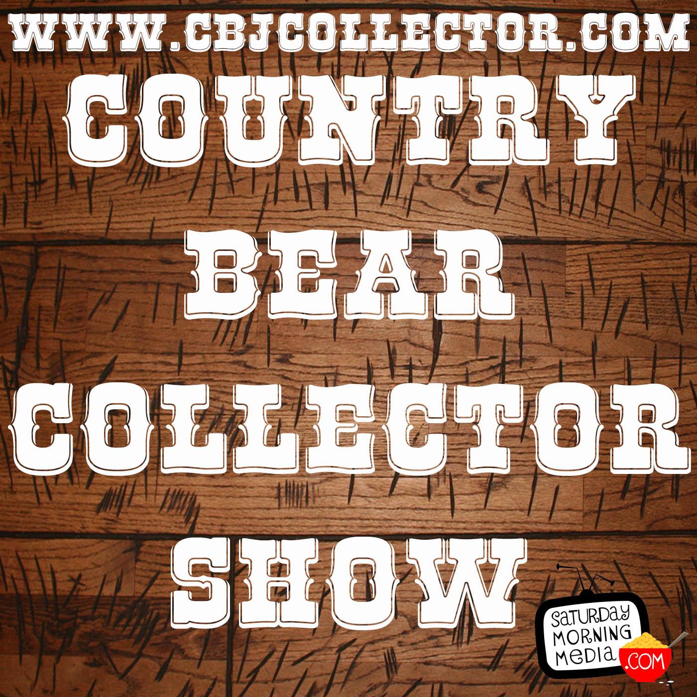 Artwork for 1992 Disneyland Teddy Bear Classic Teddi Barra - Country Bear Collector Show #153