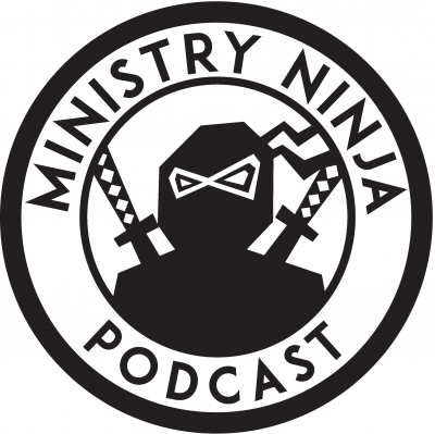The Ministry Ninja Podcast show image