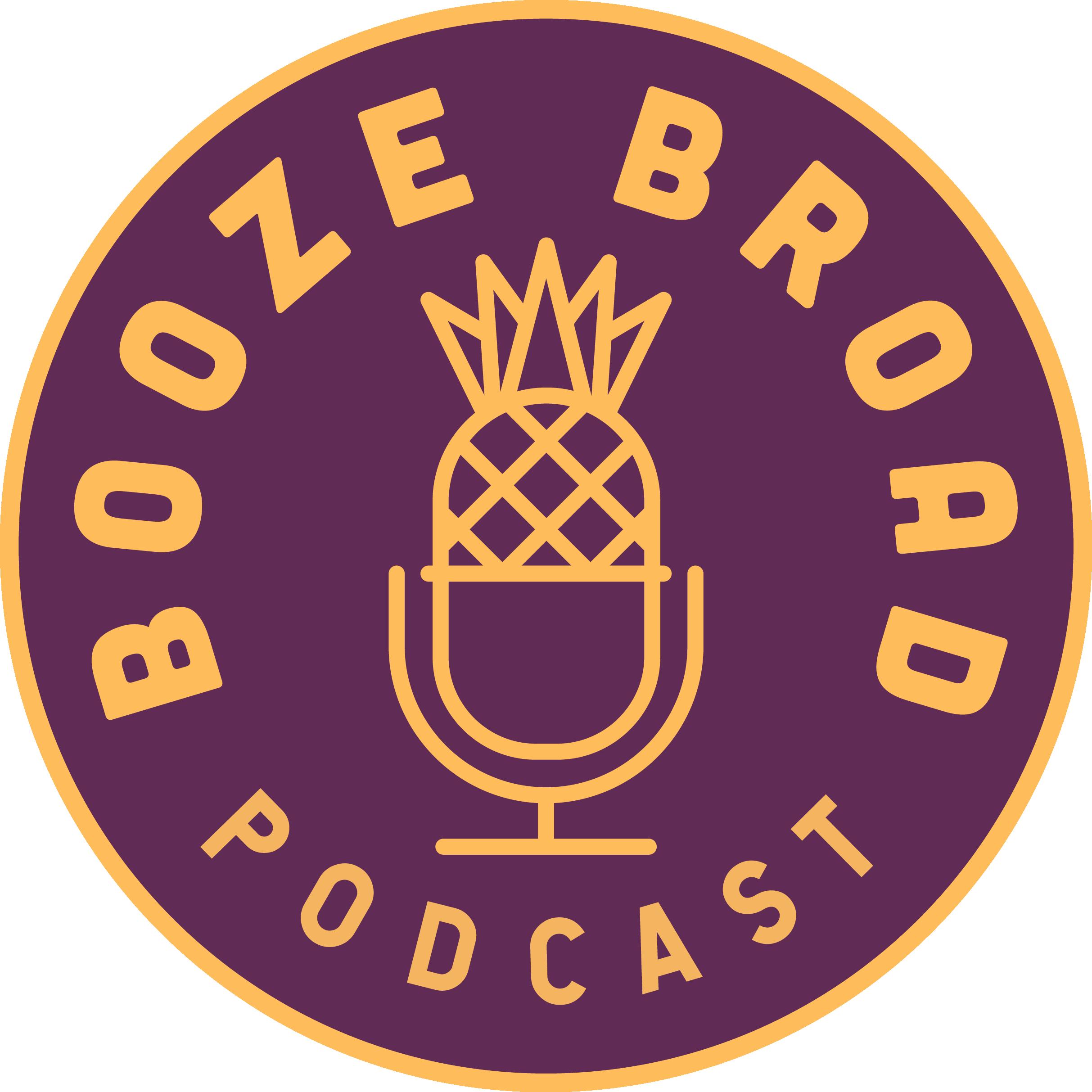 Booze Broad Podcast show art