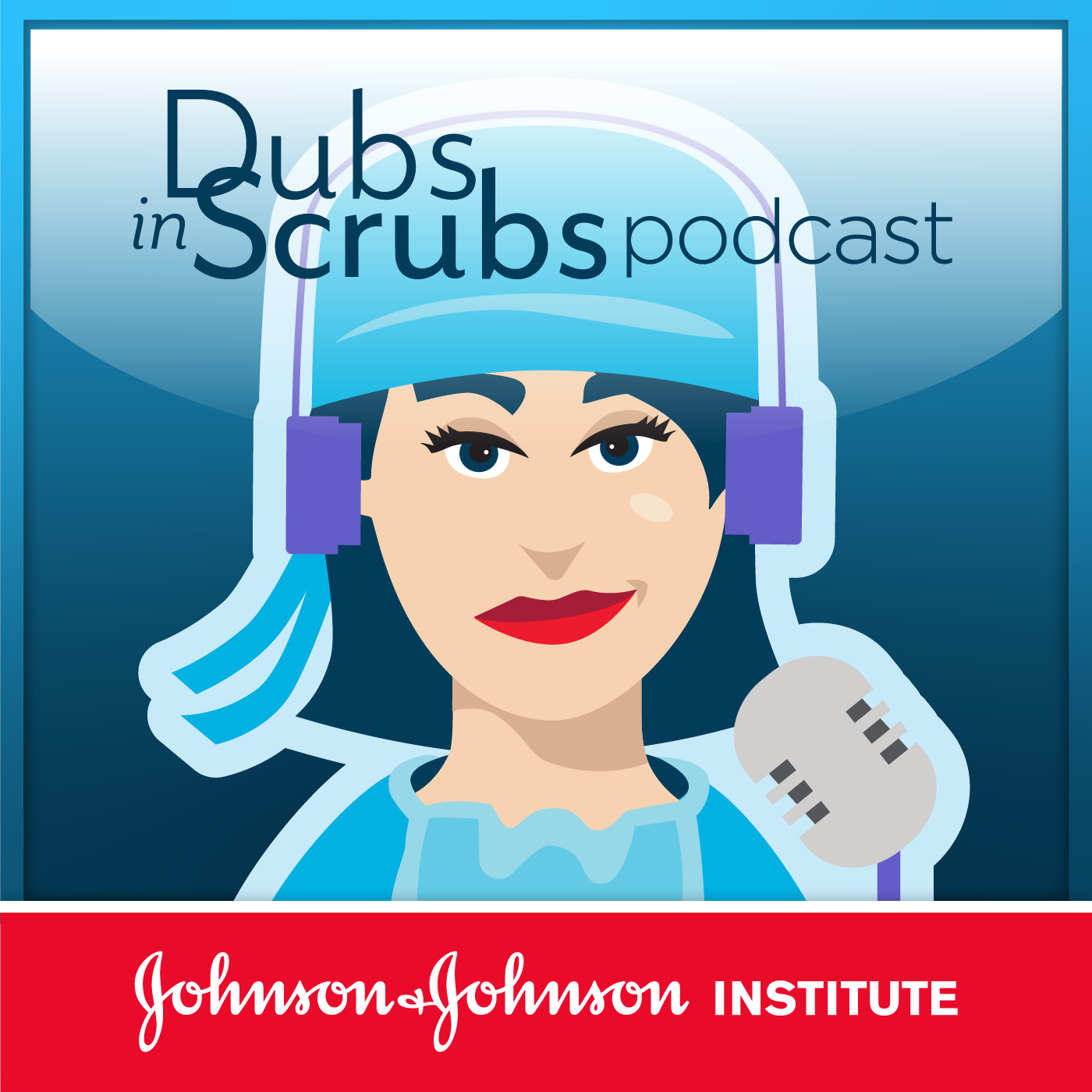 Dubs in Scrubs podcast show image