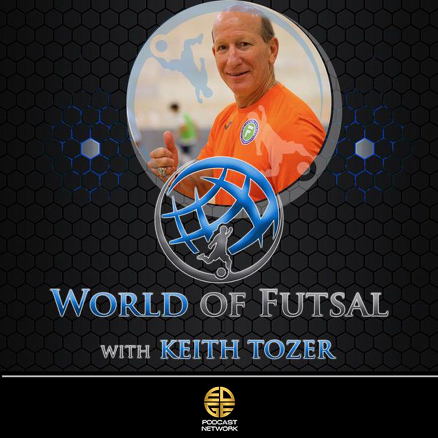World of Futsal show art