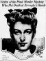 Artwork for Who Killed Hazel Drew? - The Twin Peaks Pilot (Almost) Part II