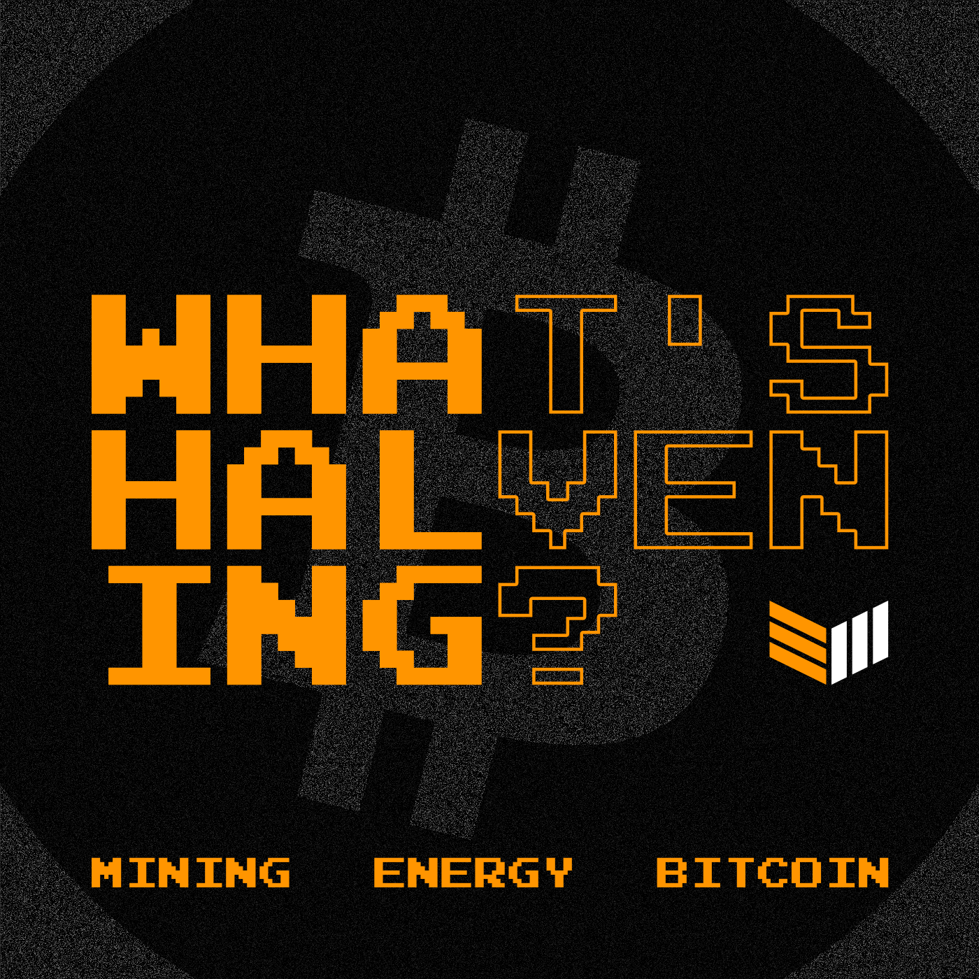 Artwork for What's Halvening Ep 1: Eyal Avramovich on Cryptocurrency Mining Sell Pressure and Demand
