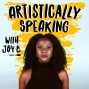 """Artwork for Ep 13:  Joy Brunson 
