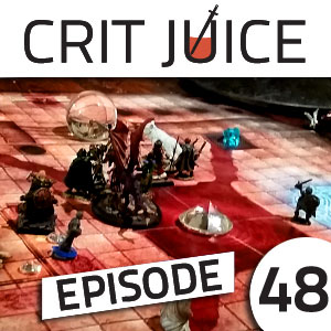 Episode 048: Three Men and a Gnome (& A Dwarf, Dragonborn, & Doc)