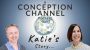 Artwork for Katie's Fertility Story   The Conception Channel Podcast