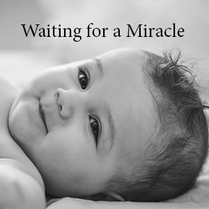 Waiting for a Miracle show art