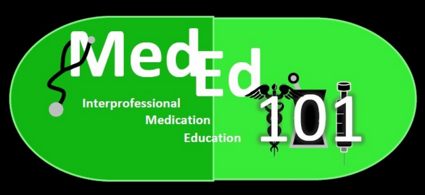 Pharmacy Podcast Episode 191 MedED101 with Eric Christianson, PharmD