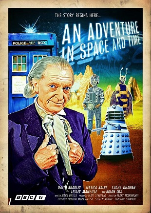 TDP 356: An Adventure in Space and Time - DVD out now