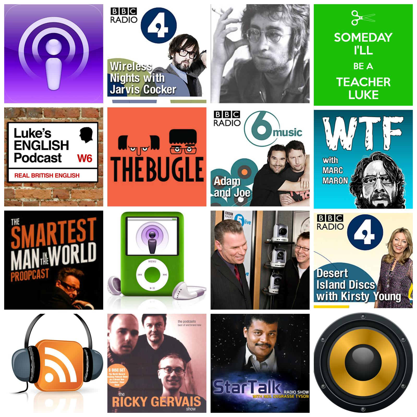 236  OPP: Other People's Podcasts (Part 1) | Luke's ENGLISH Podcast