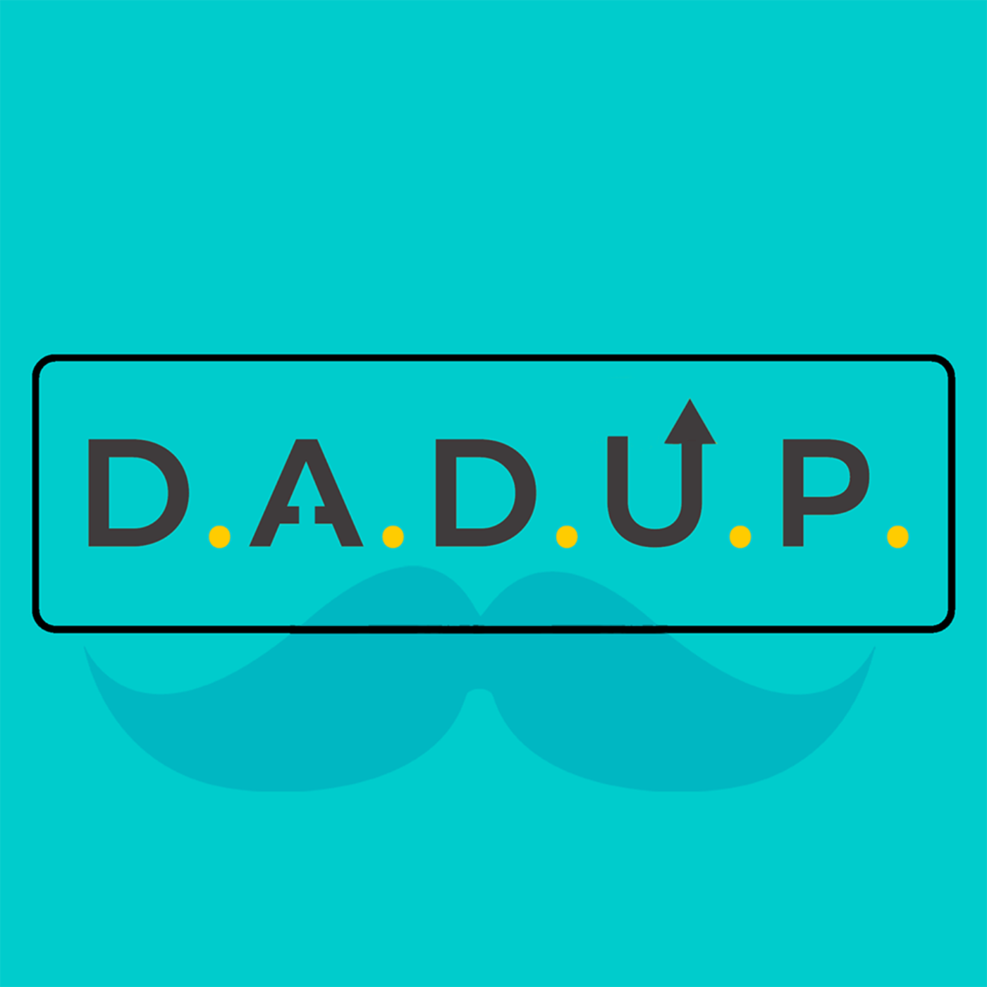 Dadup Podcast show art