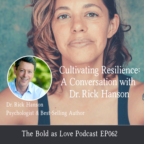 Cultivating Resilience: A Conversation with Dr. Rick Hanson