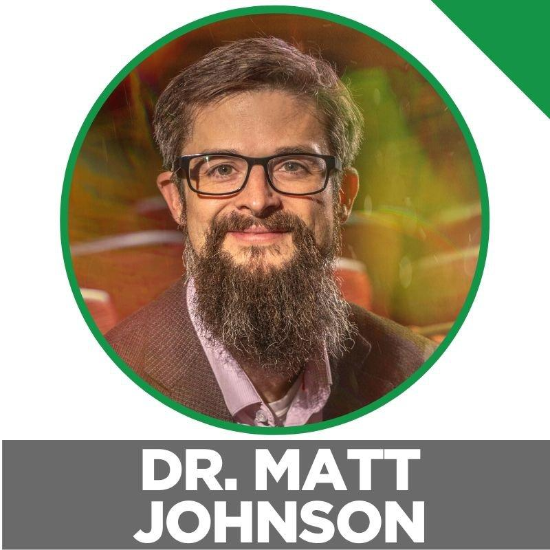 What Happens During A Psychedelic Journey: Dr. Matthew Johnson On Psychedelic Treatment Room, The State Of Psychedelic Research & Future of Psychedelic Therapy.