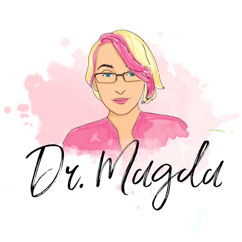 Dr. Magda Podcast show art