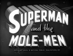 The Marvel Vs DC movie mash-up- 'Superman and the Mole Men'