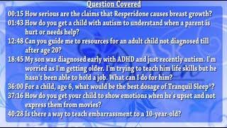 Ask Dr. Doreen - September 4th, 2013