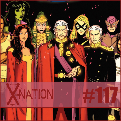 Cultural Wormhole Presents: X-Nation Episode 117