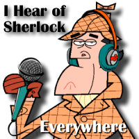 Episode 24:  Sherlock Holmes and His Worlds
