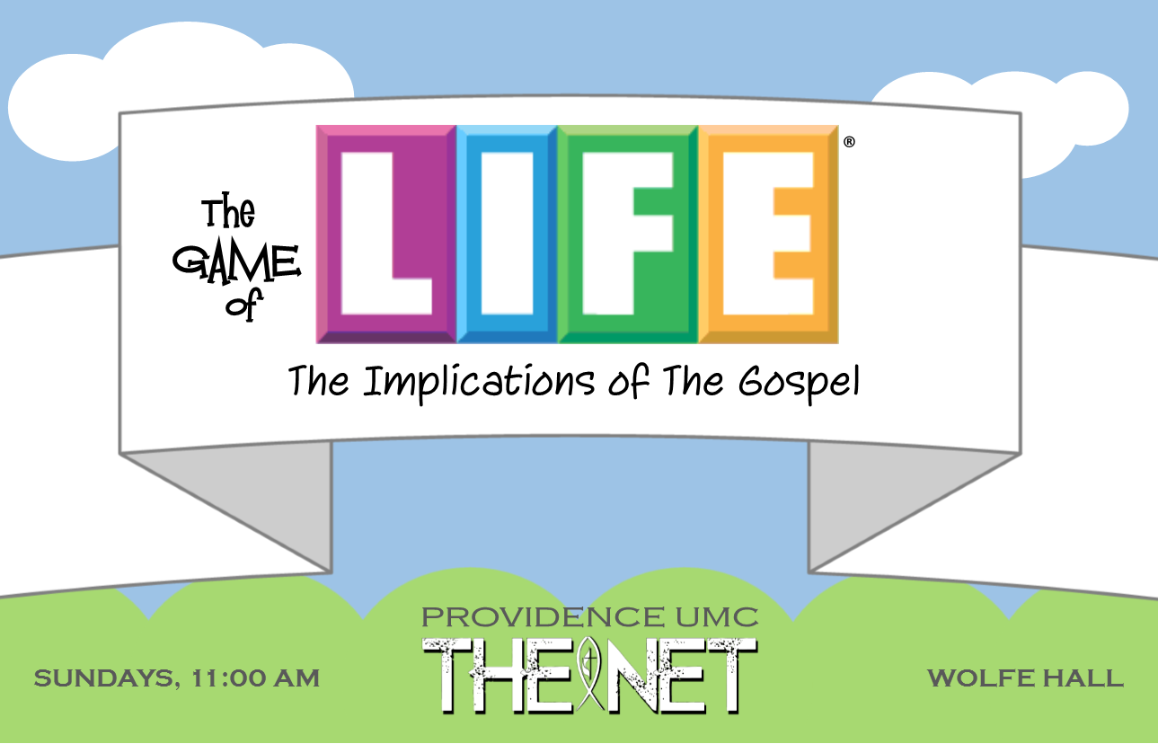 "The Net Sermon ""The Gospel and Your Relationships"""