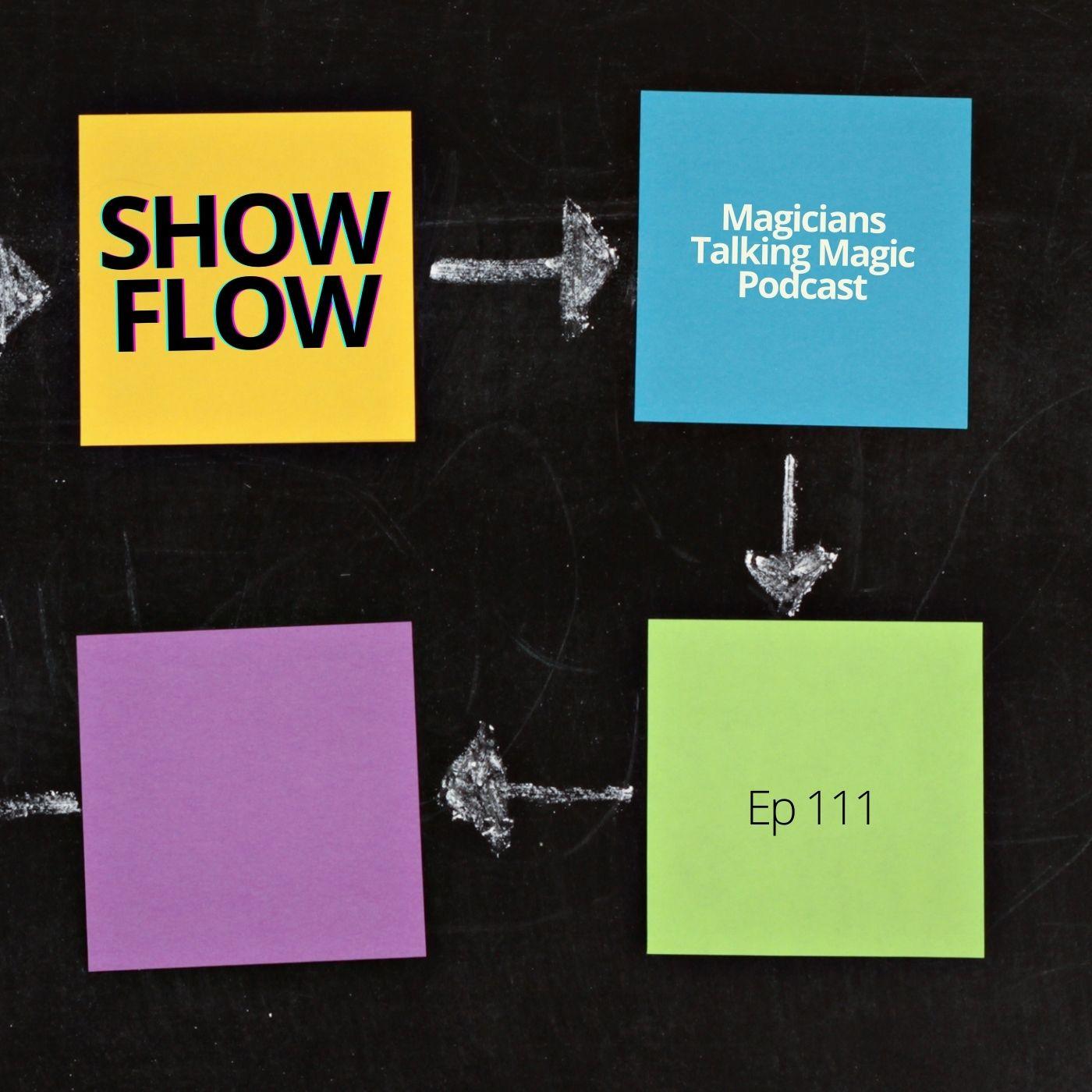 Show Flow, Transitions & Structure show art