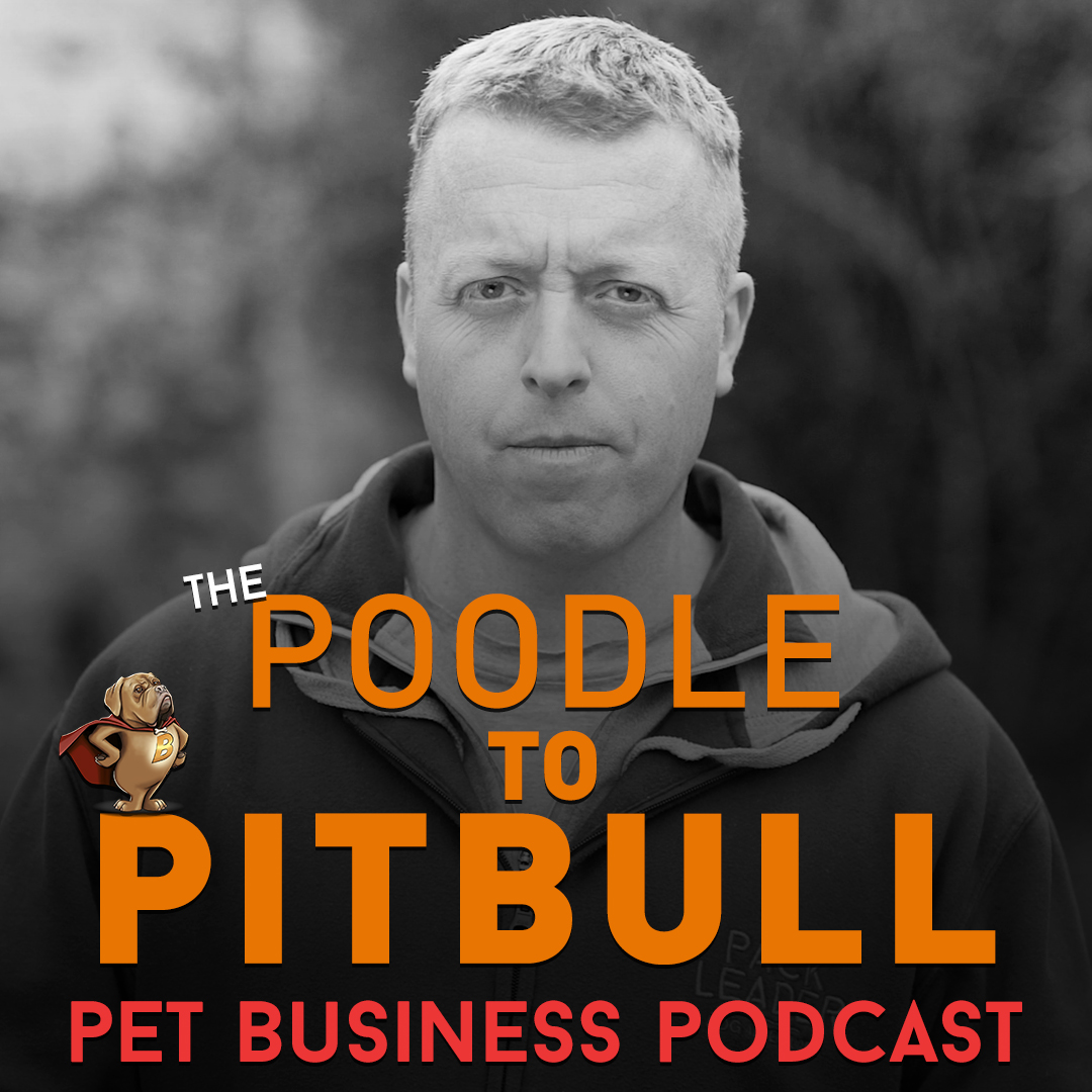 Artwork for Poodle to Pitbull Pet Business Podcast - Episode 40