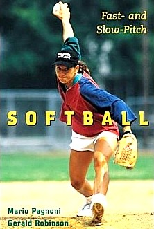 099-120614 In the Softball Corner - Fast- and Slow-Pitch Softball (Book Review)