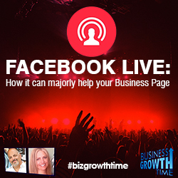 53 - Facebook Live can help your Business Page