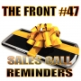Artwork for Sales Call Reminders (The FRONT #47)