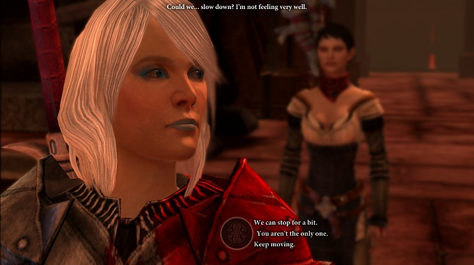 Dragon Age 2 playthrough The Deep Roads