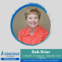 Artwork for Linkedin for Executives with Deb Krier