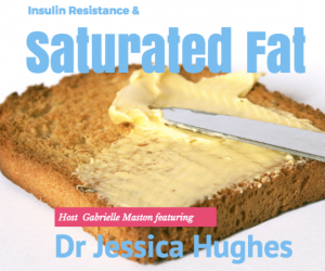 Saturated Fat & Insulin Resistance