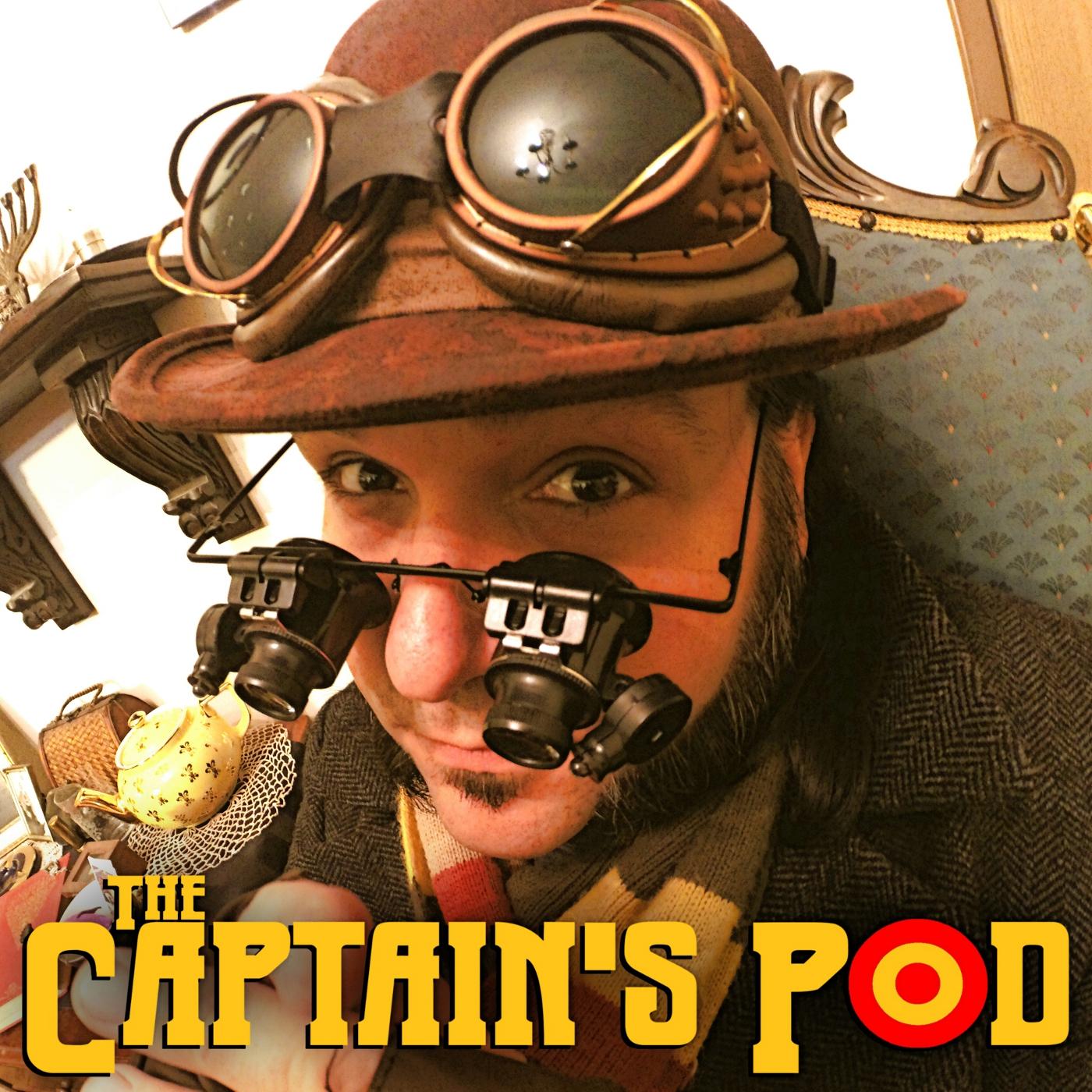Artwork for The Captain's Pod - Episode #28 - The Art of Living