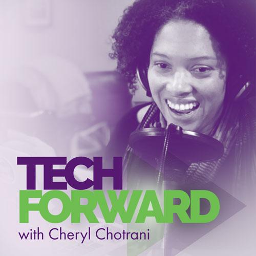 Tech Forward show art