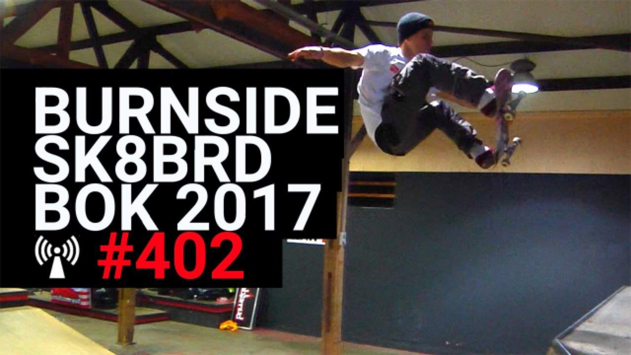 Artwork for Burnside Open Kampioenschap 2017 - Skateboard BOK