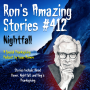 Artwork for RAS #412 - Nightfall