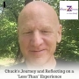 """Artwork for 4. Chuck's Journey and Reflecting on a """"Less Than"""" Experience"""