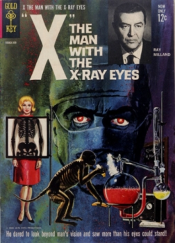 Married With Clickers: Episode 11 - X, the Man With the X-Ray Eyes