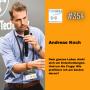Artwork for Andreas Koch: Redner und Inspirator, Coach und Mentor - genannt, die Pfeife!