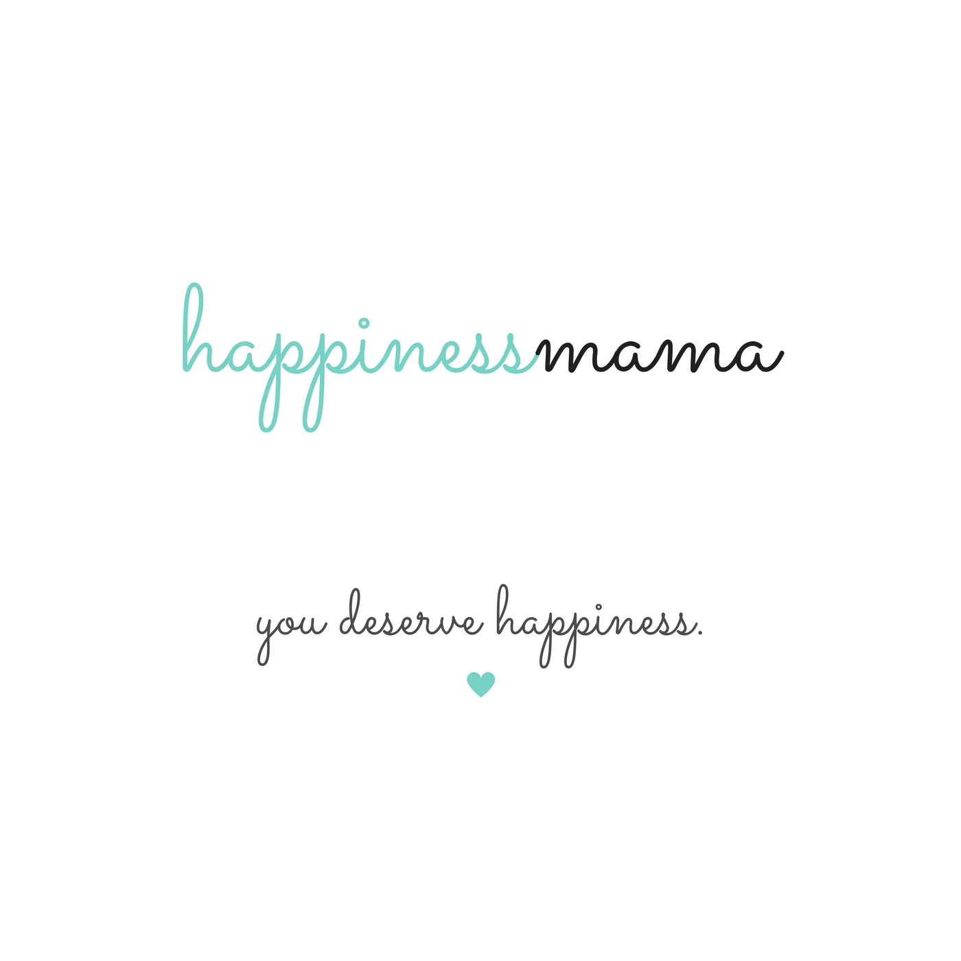 The Happiness Mama Podcast with Heather Ash show art