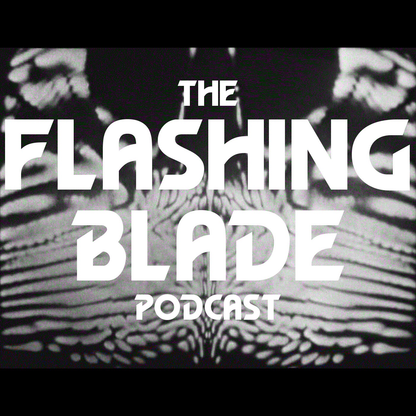 Doctor Who: Flashing Blade Podcast show art