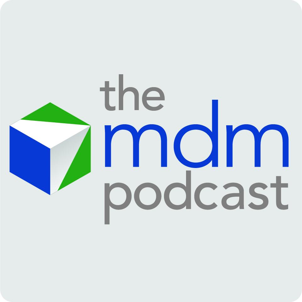 The MDM Podcast show art